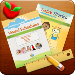Building Basic Social Skills and Visual Schedule Curriculum Bundle