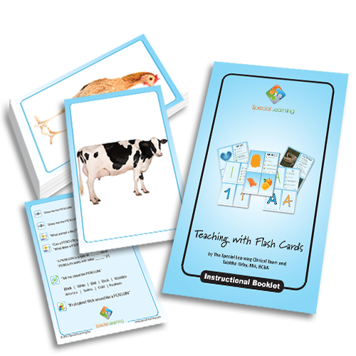 Teaching Farm Animals: Building Early Language with Flashcards: image 1