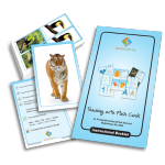 Teaching Jungle Animals: Building Early Language with Flashcards