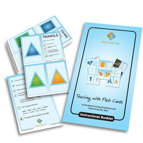 Teaching Shapes: Building Early Language with Flashcards: image 1
