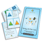 Teaching Shapes: Building Early Language with Flashcards