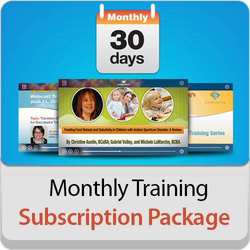 MONTHLY SUBSCRIPTION: ABA Expert Training Library (With Unlimited BACB Type II CEUs): image 1