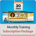 MONTHLY SUBSCRIPTION: ABA Expert Training Library (With Unlimited BACB Type II CEUs)