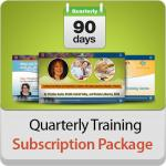 Unlimited Quarterly Expert Training Library Subscription Package