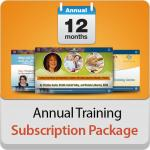 ANNUAL SUBSCRIPTION: ABA Expert Training Library Subscription