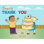 Saying Thank You Social Story Curriculum