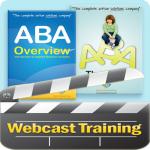 Basic ABA Overview Training Kit