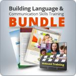 Building Language and Communication Skills Training Bundle