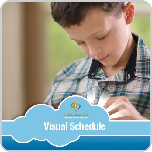 Getting Dressed Boy Visual Schedule: image 1