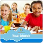 Getting Ready for Class Visual Schedule
