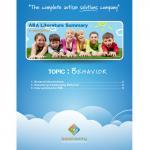 Behavior - ABA Literature Summary
