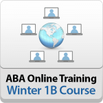 SL ABA Online Training Course: Winter 1B