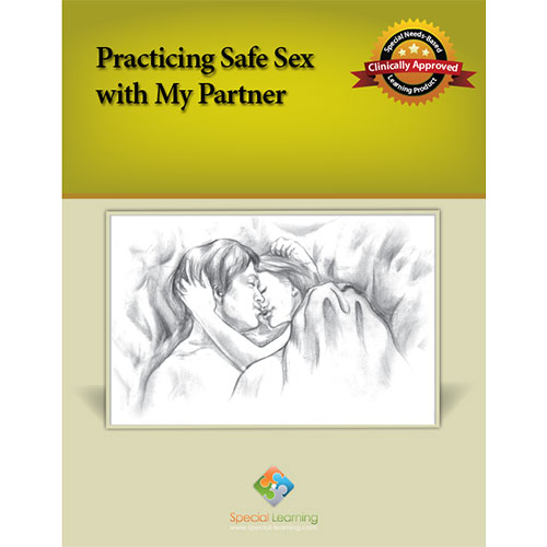 Practicing Safe Sex with my Partner Social Story Curriculum: image 1