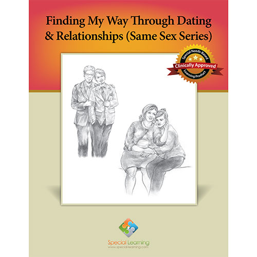 Finding My Way Through Dating and Relationships (Same Sex) Social Story Curriculum: image 1
