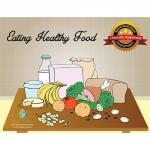 Eating Healthy Food Social Story Curriculum