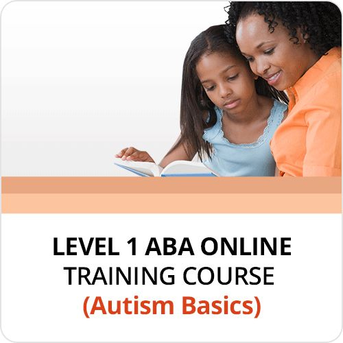 Level 1 ABA Online Training Course (Autism Basic): image 1