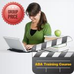 Level 1 ABA Online Training Course - (FOR GROUPS 5 OR MORE)