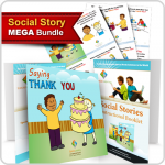 Social Story Curriculum Mega Bundle (23 Individual Titles)