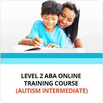 Level 2 ABA Online Training Library (Autism Intermediate)