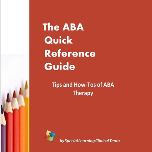 Special Learning's ABA Quick Reference Guide: image 1
