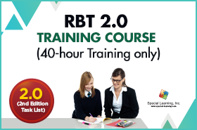 RBT 2.0 Online Training Course