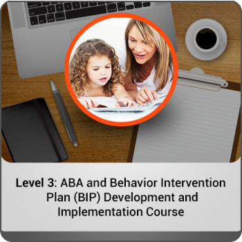 Level 3 ABA Online Training Course (Autism Advanced)