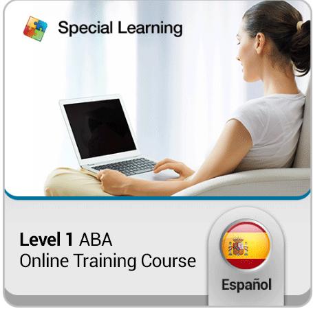 Curso ABA en Línea Con Subtitulos en Español (Level 1 ABA Online Training Course - Spanish): image 1