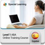 Curso ABA en Línea Con Subtitulos en Español (Level 1 ABA Online Training Course - Spanish)