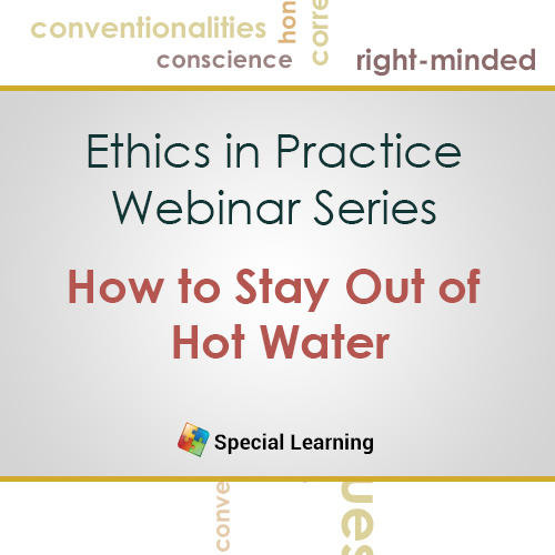 Ethics: How to Stay Out of Hot Water (FEBRUARY 2016): image 1