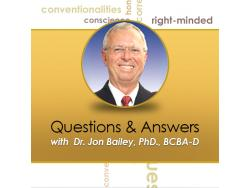 Review of Ethical Scenarios: Q&A with Dr. Bailey (Recorded): image 1