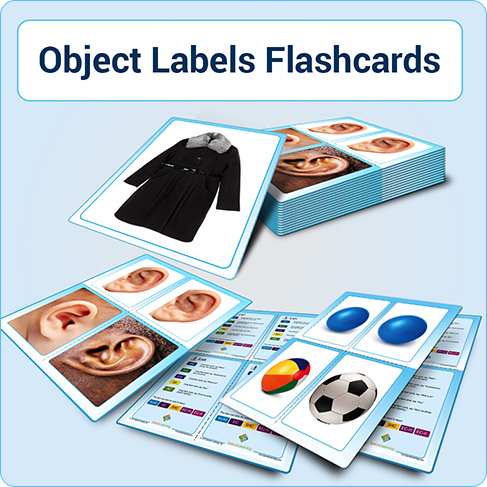 Teaching Object Labels: Building Early Language with Flashcards: image 1