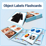 Object Labels Flashcard Early Language Curriculum
