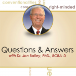 Review of Ethical Scenarios – Q&A with Dr. Bailey (Recorded)