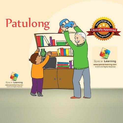 Patulong Kwento ng Pakikipagkapwa (Asking For Help Social Story Curriculum): image 1