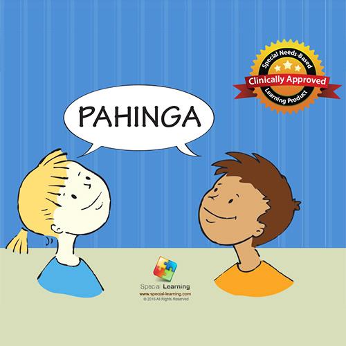 Pahinga Kwento ng Pakikipagkapwa (Asking for a Break Social Story Curriculum): image 1