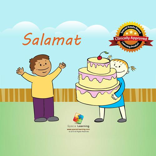 Salamat Kwento ng Pakikipagkapwa (Saying Thank You Social Story Curriculum): image 1