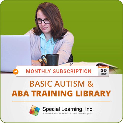 Level 1 ABA Training Library: image 1