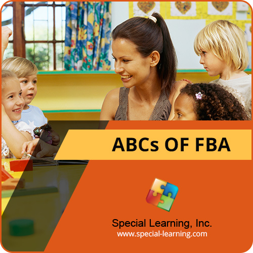 ABCs of Functional Behavior Assessment (LIVE Webinar): image 1