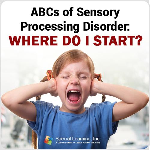 ABCs of Sensory Processing Disorder: Where Do I Start?: image 1