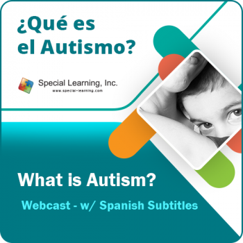 ¿Qué es el Autismo? - What is Autism? Webcast - w/ Spanish Subtitles