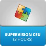 CEU Payment (3.0 Units) Supervision