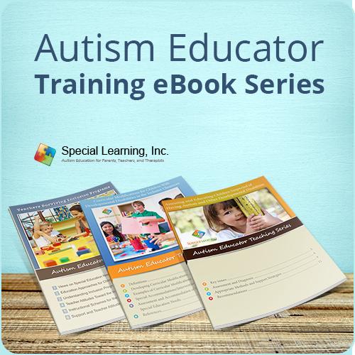 Autism Educator Training eBook Bundle: image 1