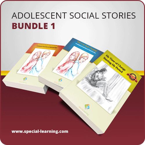 Teaching Human Development Social Stories Bundle: image 1