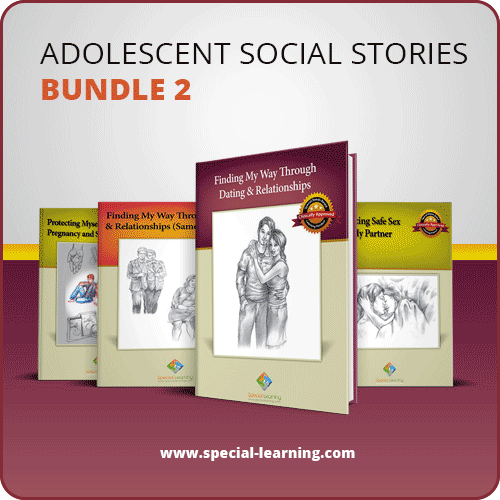 Teaching Sexuality Social Narrative Bundle: image 1