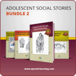 Teaching Sexuality Social Narrative Bundle