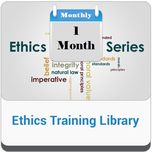 MONTHLY SUBSCRIPTION: Ethics in Practice Webinar Training Library: image 1