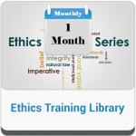 MONTHLY SUBSCRIPTION: Ethics in Practice Webinar Training Library