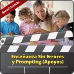 Enseñanza Sin Errores y Prompting (Apoyos)