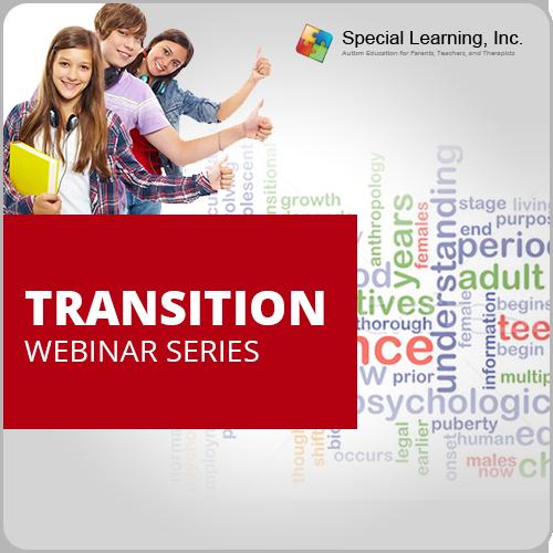 Transition Webinar Series: image 1