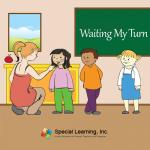 Waiting My Turn Social Story Curriculum